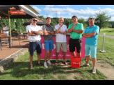 Na finale léta hráči přispěli 17.300 Kč pro děti ze Mstětic