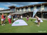 Na 500 Kč voucher od Golf House si v neděli v MB přijde téměř každý