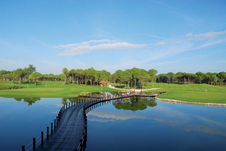 All Inclusive zájezd do Beleku s unlimited golfem s nejvýhodnější letenkou do 15.9.2017