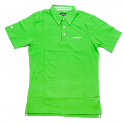 Tričko zelené HAPPY GOLF