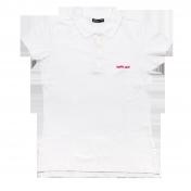 Dámske tričko HAPPY GOLF - Bílé