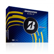 Míče Bridgestone B330S HAPPY GOLF (dozen)